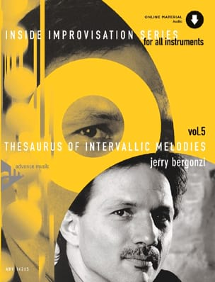 Volume 5 - Thesaurus Of Intervallic Melodies laflutedepan