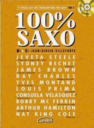 100% saxo volume 1 - Partition - Saxophone - laflutedepan.com