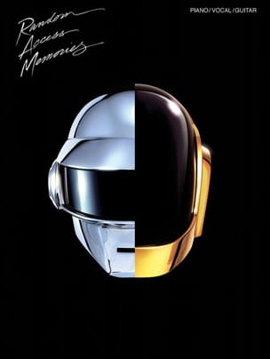 Random Access Memories Daft Punk Partition Pop / Rock - laflutedepan