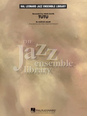 Tutu - Miles Davis & Marcus Miller - Partition - laflutedepan.com