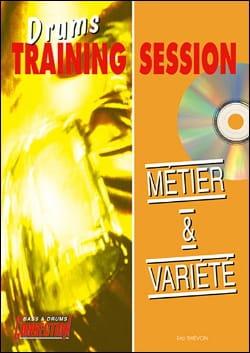 Drums Training Session Métier Et Variété Eric Thiévon laflutedepan