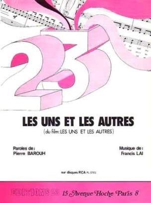 Les Uns et les Autres - Musique du Film - laflutedepan.com