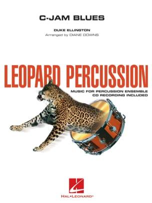 C-Jam Blues - Leopard Percussion Duke Ellington Partition laflutedepan