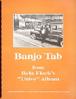Banjo Tab From Bela Fleck's Drive Album Bela Fleck laflutedepan