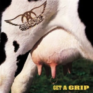Get a grip - Aerosmith - Partition - Pop / Rock - laflutedepan.com