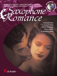 Saxophone & Romance Partition Saxophone - laflutedepan