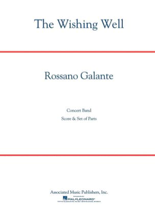 The Wishing Well - Rossano Galante - Partition - laflutedepan.com