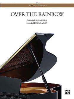 Over The Rainbow Film The Wizard Of Oz Harold Arlen laflutedepan