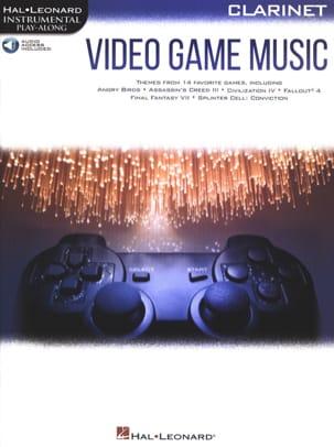 Video Game Music for Clarinet Musique de Jeux Vidéo laflutedepan