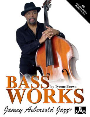 Bass Works Tyrone Brown Partition Contrebasse - laflutedepan