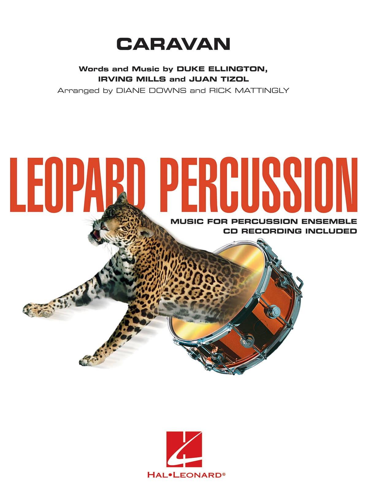 Caravan - Leopard Percussion - laflutedepan.com