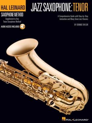 Jazz Saxophone Dennis Taylor Partition Saxophone - laflutedepan