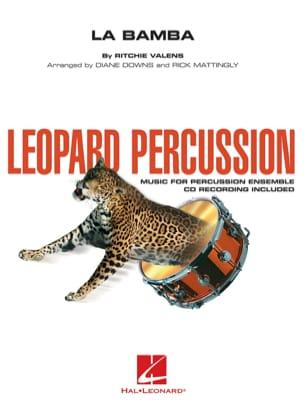 La Bamba - Leopard Percussion Ritchie Valens Partition laflutedepan