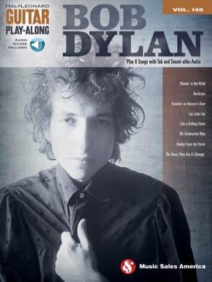 Guitar Play-Along Volume 148 - Bob Dylan - laflutedepan.com