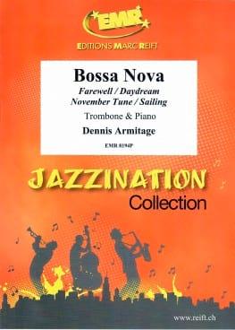 Bossa Nova Dennis Armitage Partition Trombone - laflutedepan