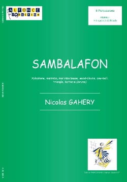 Sambalafon Nicolas Gahery Partition laflutedepan