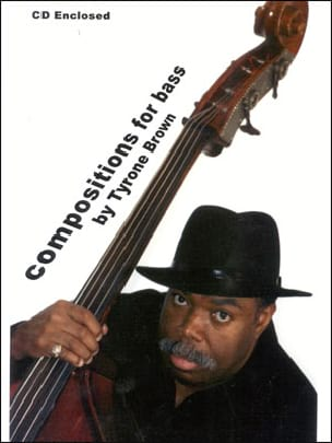 Composition for Bass - Tyrone Brown - Partition - laflutedepan.com