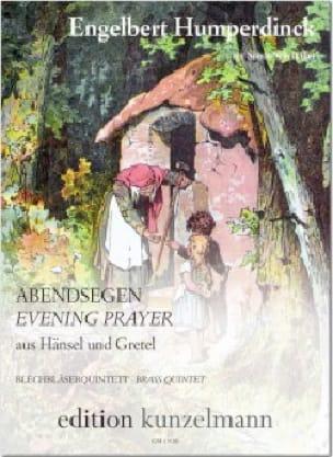Abendsegen Evening Prayer de Hänsel und Gretel - laflutedepan.com
