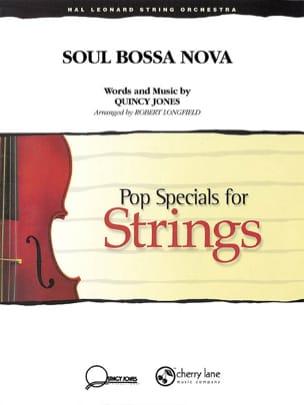 Soul bossa nova - Pop specials for strings Quincy Jones laflutedepan