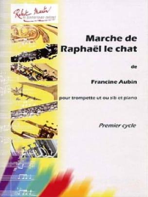 Marche de Raphaël le Chat - Francine Aubin - laflutedepan.com