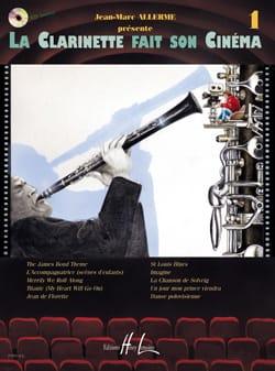 La clarinette fait son cinéma volume 1 Partition laflutedepan