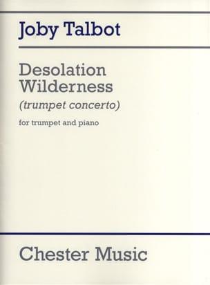Desolation Wilderness - Joby Talbot - Partition - laflutedepan.com
