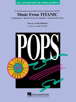 Titanic (Music from) - Pops For String Quartets laflutedepan