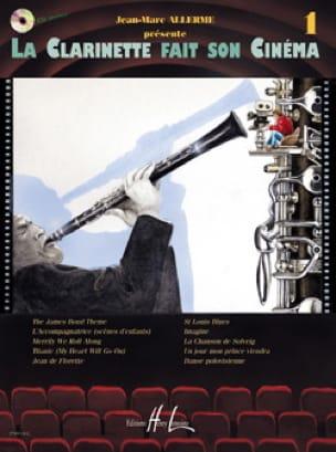 La clarinette fait son cinéma volume 1 - laflutedepan.com