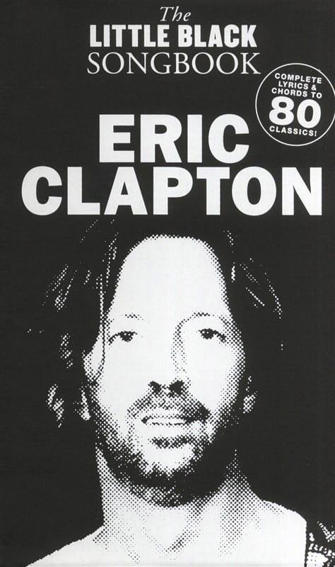 The Little Black Songbook - Eric Clapton - laflutedepan.com