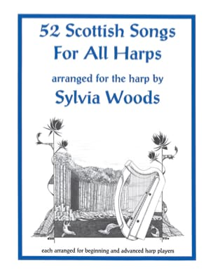52 Scottish Songs for All Harps Partition Harpe - laflutedepan