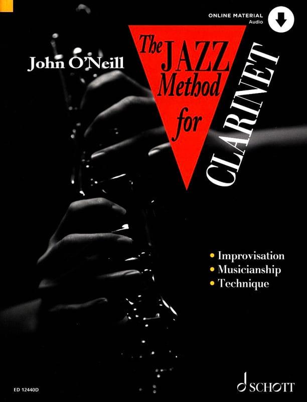 The Jazz Method For Clarinet Volume 1 - laflutedepan.com