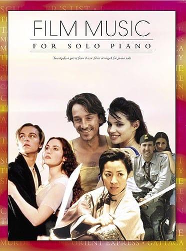 Film Music For Solo Piano - Partition - laflutedepan.com