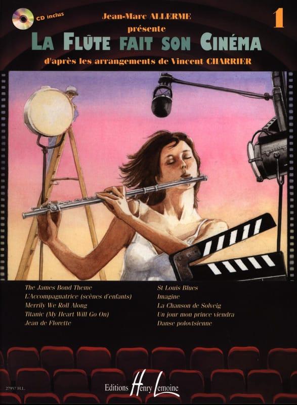 La flûte fait son cinéma volume 1 - Partition - laflutedepan.com