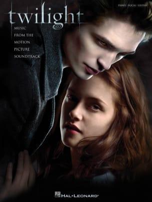 Twilight Partition Musique de film - laflutedepan
