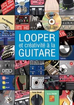 Looper et créativité à la guitare - Bruno Tauzin - laflutedepan.com
