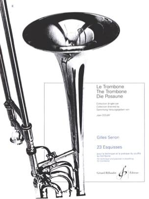 Gilles Senon - 23個のスケッチ - Partition - di-arezzo.jp