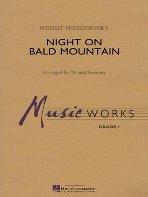 Night on bald mountain - MOUSSORGSKI - Partition - laflutedepan.com