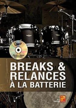 Breaks & Relances A La Batterie Eric Thiévon Partition laflutedepan