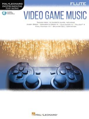 Musique de Jeux Vidéo - Video Game Music for Flute - Partition - di-arezzo.co.uk