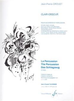 Clair-Obscur Jean-Pierre Drouet Partition laflutedepan