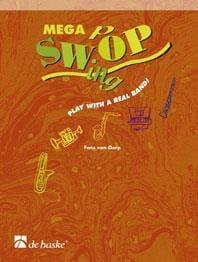 Mega Swop Gorp Fons Van Partition Saxophone - laflutedepan