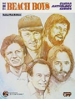 Guitar anthology series The Beach Boys Partition laflutedepan