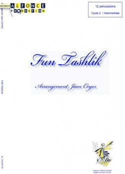 Fun Tashlik Traditionnel Partition laflutedepan