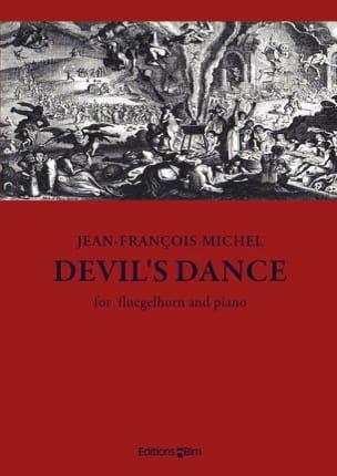 Devil's dance Jean-François Michel Partition Trompette - laflutedepan