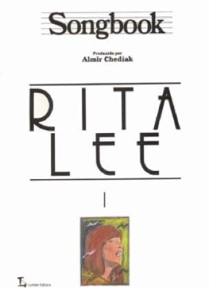 Songbook Volume 1 - Rita Lee - Partition - Guitare - laflutedepan.com