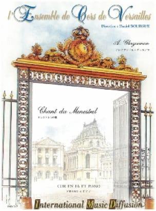 Chant du Ménestrel - GLAZOUNOV - Partition - Cor - laflutedepan.com