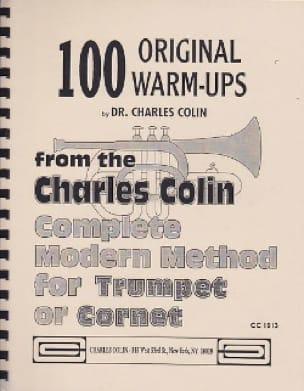 100 Original Warm Ups - Charles Colin - Partition - laflutedepan.com