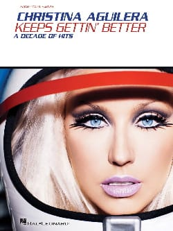 Keeps Gettin' Better Christina Aguilera Partition laflutedepan