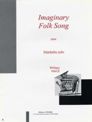 Imaginary Folk Song - Philippe Macé - Partition - laflutedepan.com