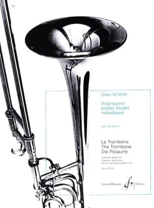 Gilles Senon - 24小さなメロディー研究 - Partition - di-arezzo.jp